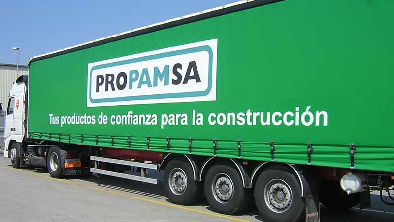 rotulacion de camiones